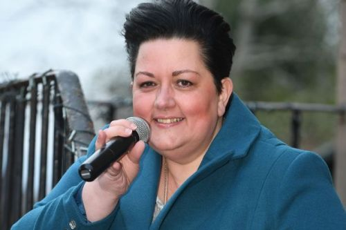 West Lothian singer wows worldwide audience from her garden