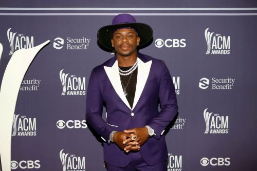 Country star Jimmie Allen hopes his historic ACM Awards win will help 'aspiring artists that look like me' feel welcome