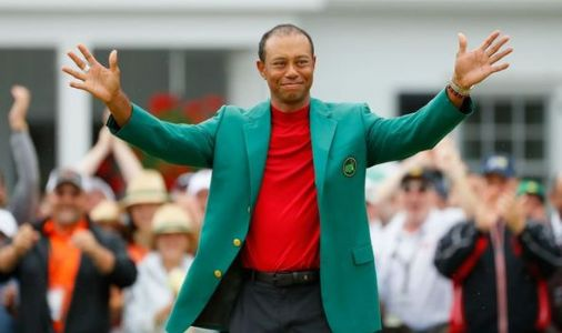 Tiger Woods benefits from golf suspension during coronavirus as the Masters champion
