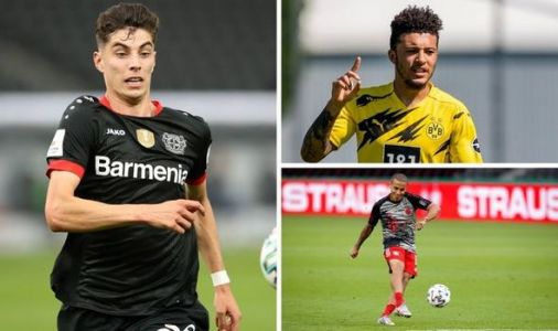 Transfer news LIVE: Havertz to Chelsea, Liverpool's Thiago agreement, Sancho to Man Utd