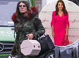 TALK OF THE TOWN: Liz Hurley fears crooks stole her luggage by copying code from wireless key fob