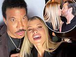 Lionel Richie supports daughter Sofia at her Rolla's denim launch. after revealing his love advice