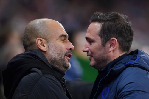 'A huge hug' - Manchester City manager Pep Guardiola offers support to Frank Lampard after dismissal at Chelsea