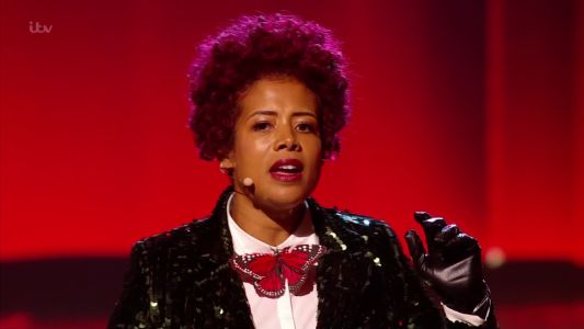 The Masked Singer reveals legendary US singer Kelis was Daisy - and fans are shocked