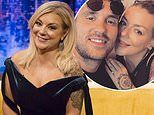 Sheridan Smith, 38, 'confirms pregnancy by announcing I've got a baby on board'