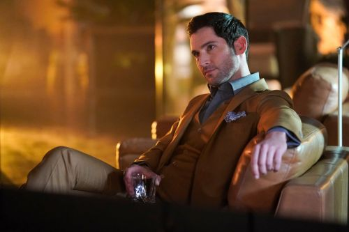 Lucifer star Tom Ellis says playing the devil's twin Michael 'messed with his head'