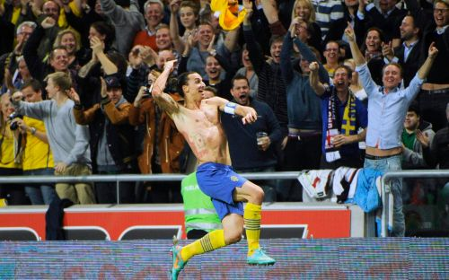 Telegraph Audio Football Club podcast: Did Zlatan score the best outside the box goal ever?