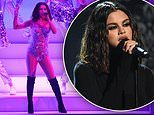 Selena Gomez suffered a 'panic attack' before her first performance in two years at the AMAs