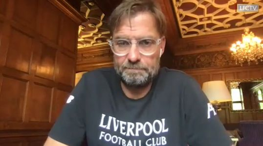 Liverpool manager Jurgen Klopp explains why he benched Sadio Mane and Andy Robertson for Brighton clash