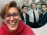 Vicky McClure admits she's had 'no word' on when filming will resume for Line Of Duty's sixth season
