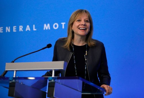 These are the 6 women leading Big Auto into a highly competitive and uncertain future