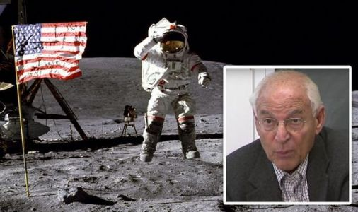 Moon landing scientist makes Apollo 11 confession: 'They shouldn't have picked me!'