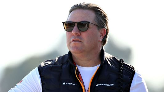 F1: 'four teams could disappear' - McLaren CEO Zak Brown issues warning over the sport's survival