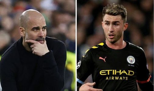Man City boss Pep Guardiola discusses Aymeric Laporte after Real Madrid injury setback