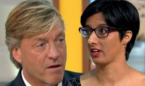 ITV GMB: 'Let her speak' Fans in uproar as Madeley cuts off climate change activist