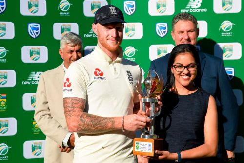 England all-rounder Ben Stokes hopes South Africa series win brings 'big smile' to ill father