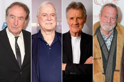 Terry Jones dead - Where are the cast of Monty Python's now from directing to acting