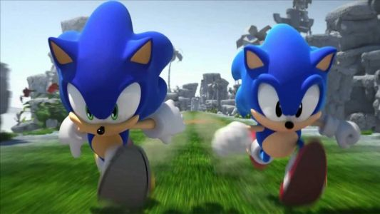 Get Sonic Generations for one dollar in the Steam summer sale