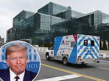 Javits Center field hospital in New York WILL accept coronavirus patients, Donald Trump announces