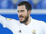 Alaves 1-4 Real Madrid: Eden Hazard nets first LaLiga goal since OCTOBER