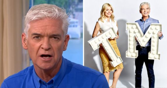 Phillip Schofield made '£2.5million last year' raking in £260k more than This Morning co-host Holly Willoughby