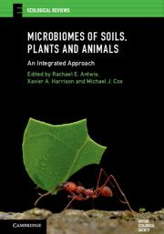 Microbiomes of soils, plants and animals