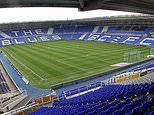 Coventry City to play home games next season at Birmingham's St Andrew's stadium