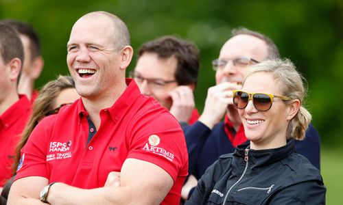 The real reason Mike Tindall made the Queen giggle at Royal Ascot