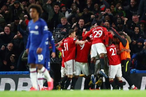 Chelsea 0-2 Man Utd: 5 talking points as Red Devils blow top four race wide open