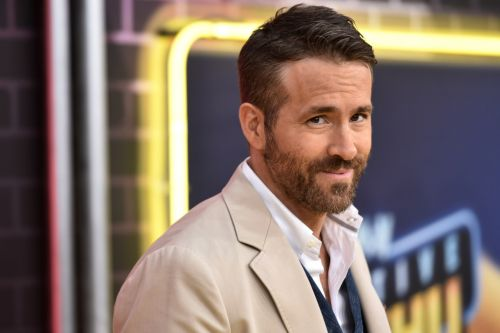 Ryan Reynolds launches his very own streaming service with just one film. and, of course, it's one of his own