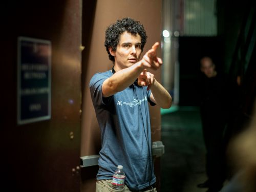 Damien Chazelle sets his sights on Old Hollywood for his next film