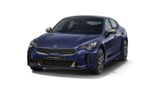 New 2021 Kia Stinger facelift revealed with new look and tech