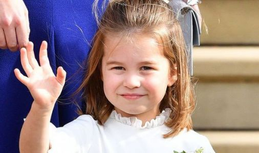 Princess Charlotte reveals the adorable present that's at the top of her Christmas list