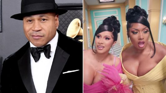LL COOL J has best response to debate over Cardi B and Megan Thee Stallion's WAP banger