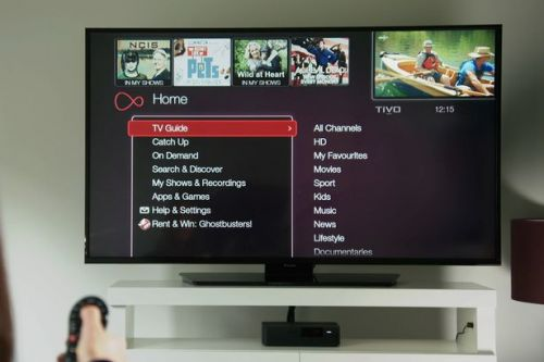 Virgin Media gives TV customers 18 entertainment channels at no extra cost
