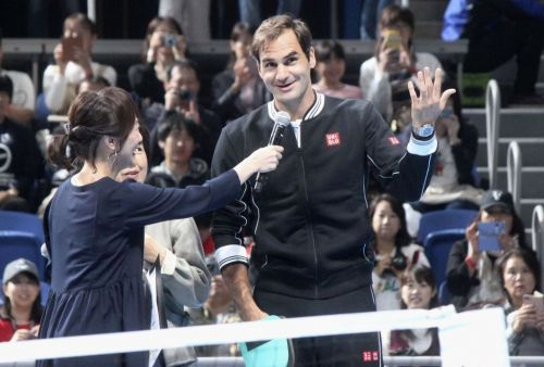 Roger Federer announces plans to compete at Tokyo Olympics in 2020