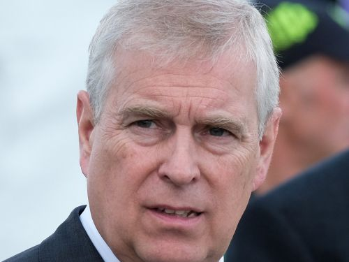 Prince Andrew's name is gone from the website of his startup-mentoring program in more fallout from his friendship with Jeffrey Epstein