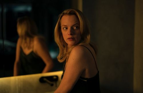 Elisabeth Moss on her latest film role - a woman haunted by her dead ex
