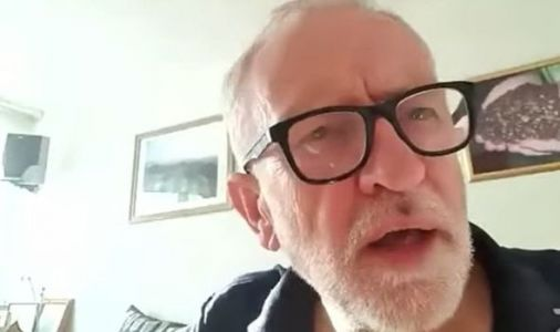 Corbyn fury: Ex-leader explodes in bitter rant at new book about historic Labour downfall