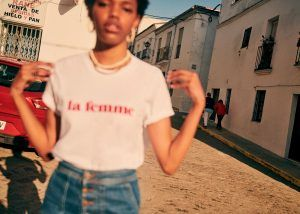 These are the feminist tees I'm snapping up this International Women's Day