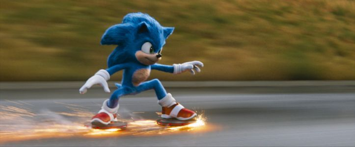 Sonic the Hedgehog was THE cult video game of the 90s; now they've made a film about him starring Jim Carrey and you and the kids will LOVE it