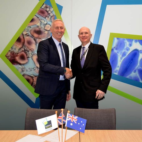 Agreement aligns Quadram Institute and University of Newcastle, Australia to tackle global food and health challenges