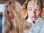 Rosie Huntington-Whiteley's hair horror as model struggles to maintain her flawless appearance