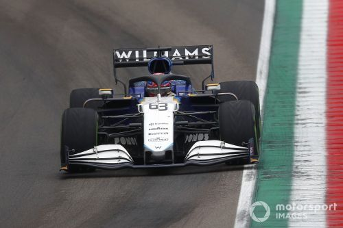 """Williams: Imola display on merit proves there will be more """"opportunities"""""""