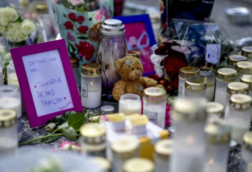 Young girl's shooting reignites law-and-order debate in Sweden