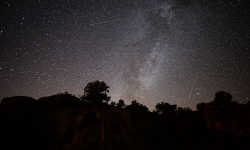 When will the Perseid meteor shower peak this week and how can you watch the shooting stars in the UK?