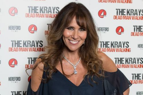 Linda Lusardi's husband says she's 'getting stronger' after fighting for life