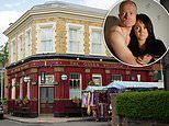 Two EastEnders characters are set for a steamy affair despite sex scenes being scrapped