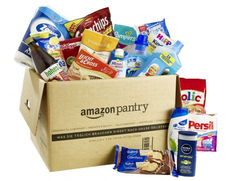 Amazon Pantry: how to get free food delivery