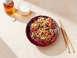 Be a canny cook: Tomato and chilli chilled noodles